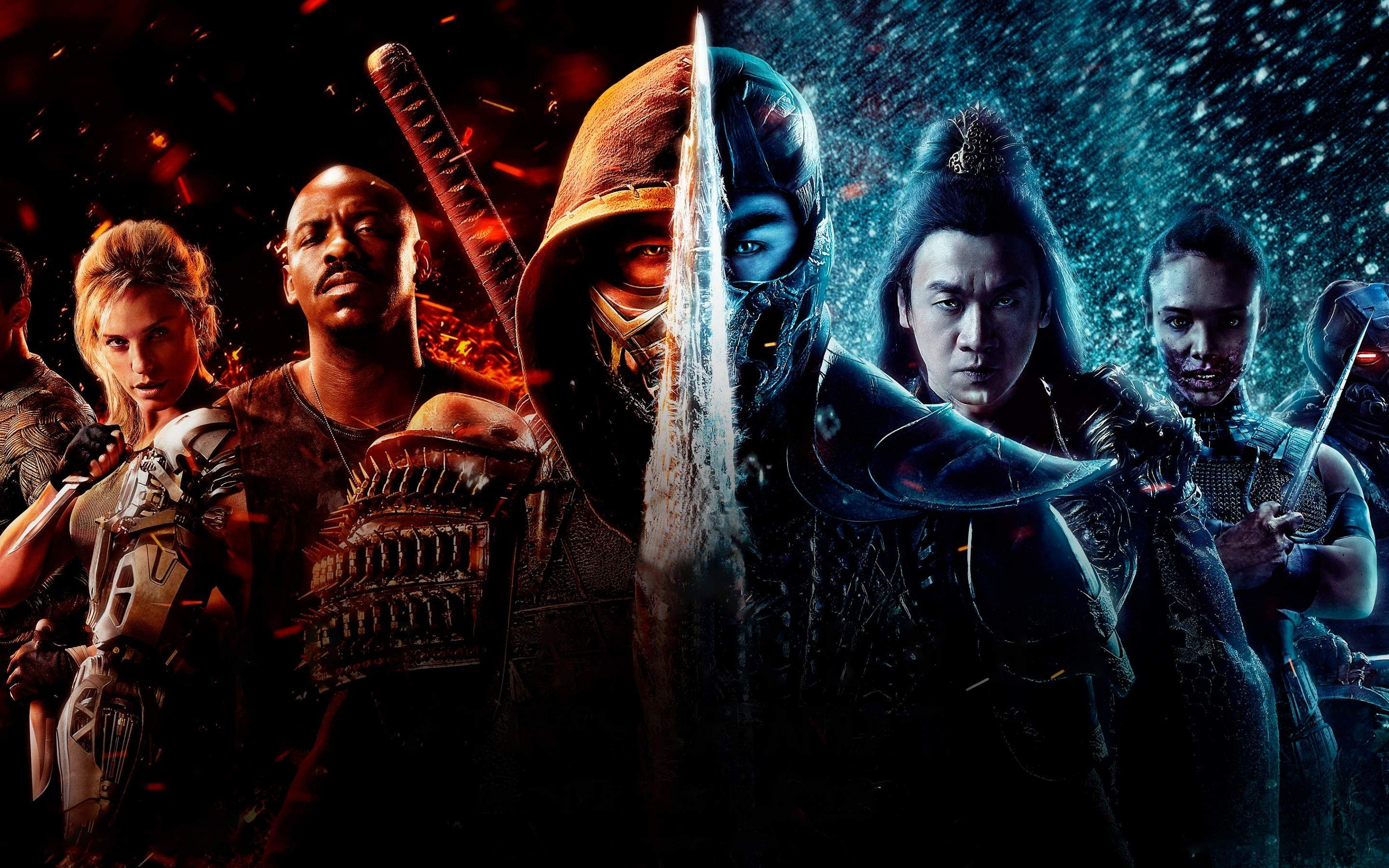 Mortal Kombat Movie Review:This uninspired adaptation extracts a fatality in you