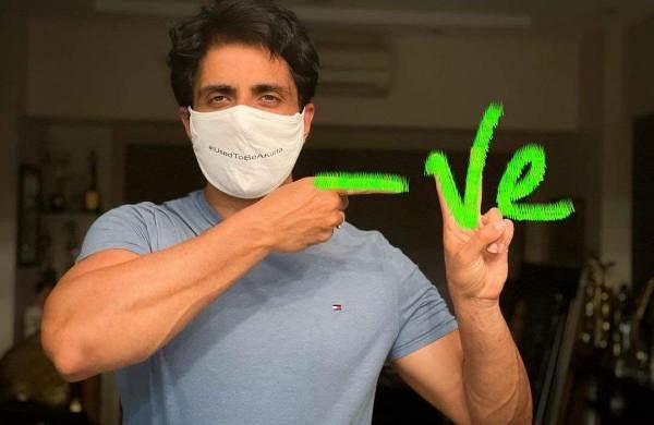 Sonu Sood tests negative for coronavirus