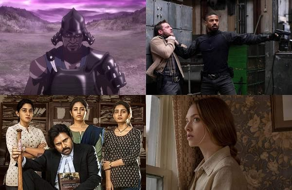 From Without Remorse to Vakeel Saab, here are some OTT Releases this week