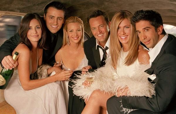 Friends reunion special to go on floors from next week