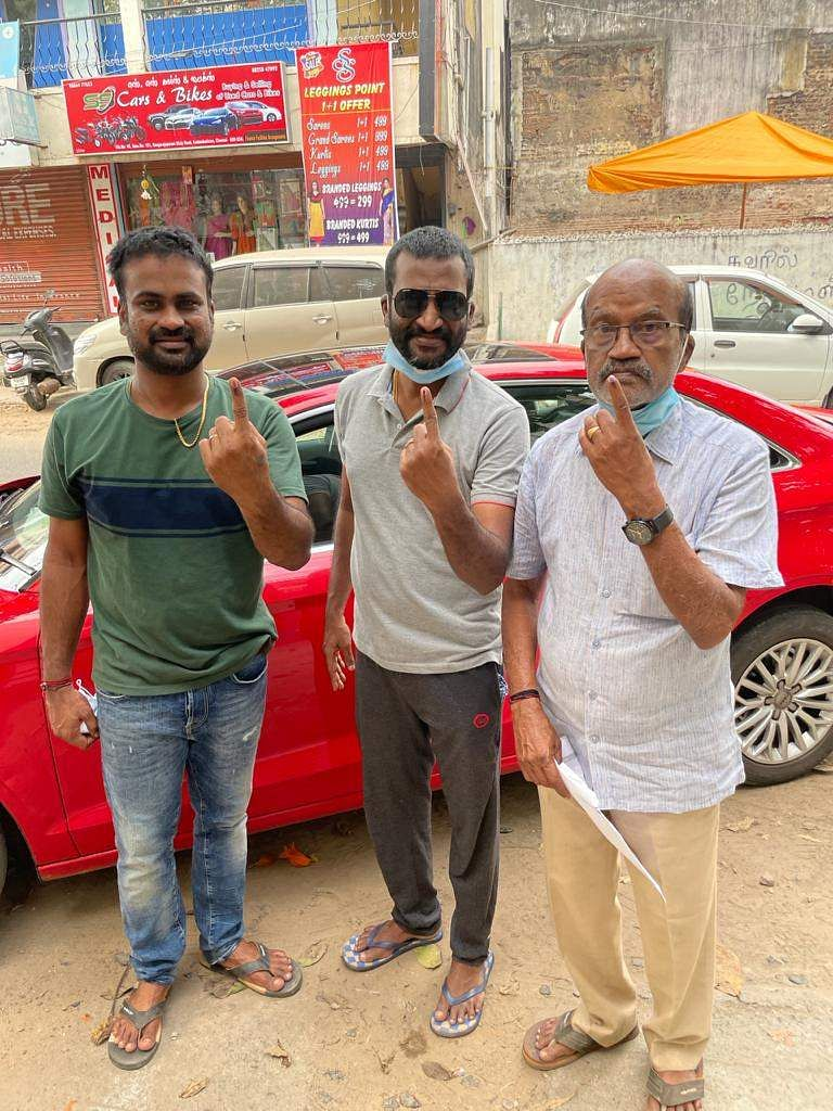 Tamil Nadu Elections 2021: From Rajini-Kamal to Ajith-Vijay, Kollywood comes together to exercise their duty