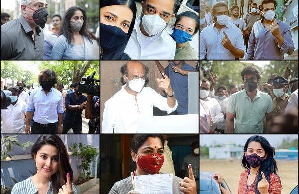 Tamil Nadu Elections 2021: From Rajini-Kamalto Ajith-Vijay, Kollywood comes together to exercise their duty