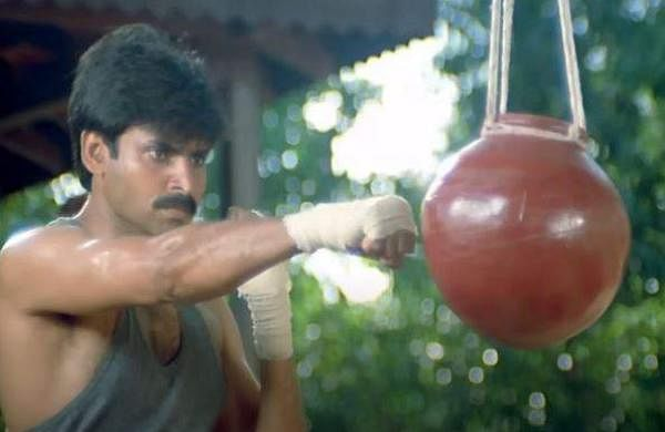 Inspired by Aamir Khan's Jo Jeeta Wohi Sikandar, Thammudu marked the beginning of Pawan Kalyan's action-film-hero phase, with the actor performing his own stunts. Vijay remade it in Tamil as Badri.