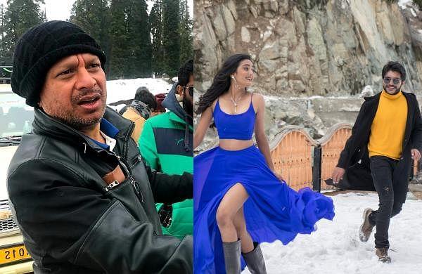 Director Mahesh Babu's film with newcomers titled Aparoopa