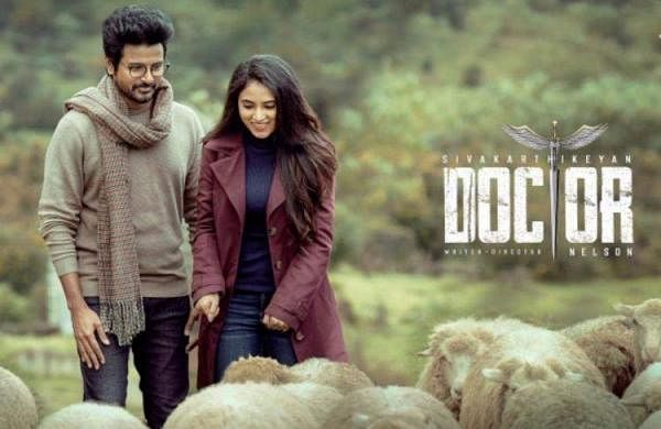 Doctor, starring Sivakarthikeyan and Priyanka Mohan, is directed by Nelson