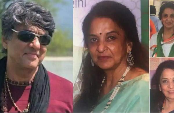 Actor Mukesh Khanna's sister passes away, a day after his death rumours