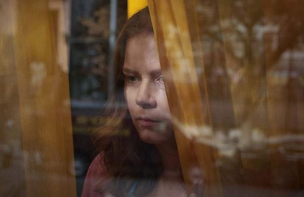 Woman in the Window Movie Review:An unsatisfying jumble of genre tropes