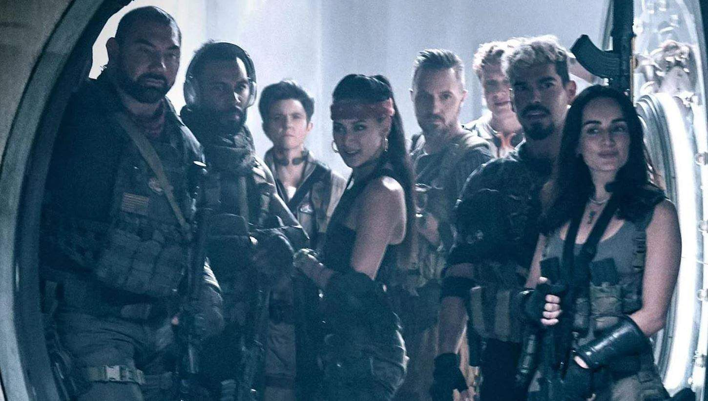 Army of the Dead Movie Review:This all brawn and no brain zombie heist is predictable yet fun