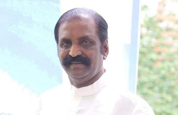Lyricist Vairamuthu returns ONV Awards, following re-examination by the jury