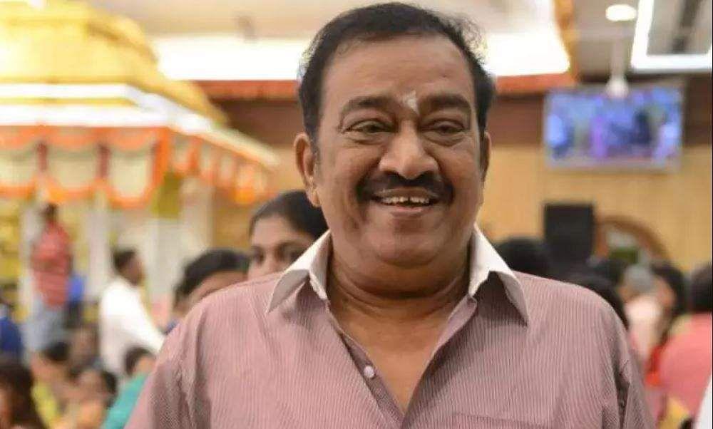 Comedy actor Pandu succumbs to COVID-19