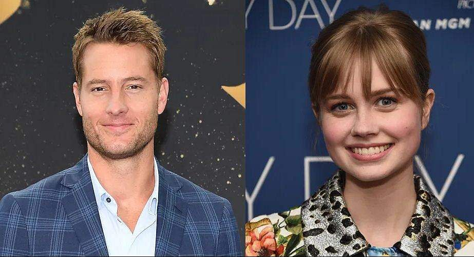 Justin Hartley, Angourie Rice join Senior Year