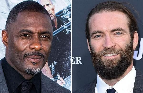 Idris Elba, Sam Hargrave team up for Stay Frosty