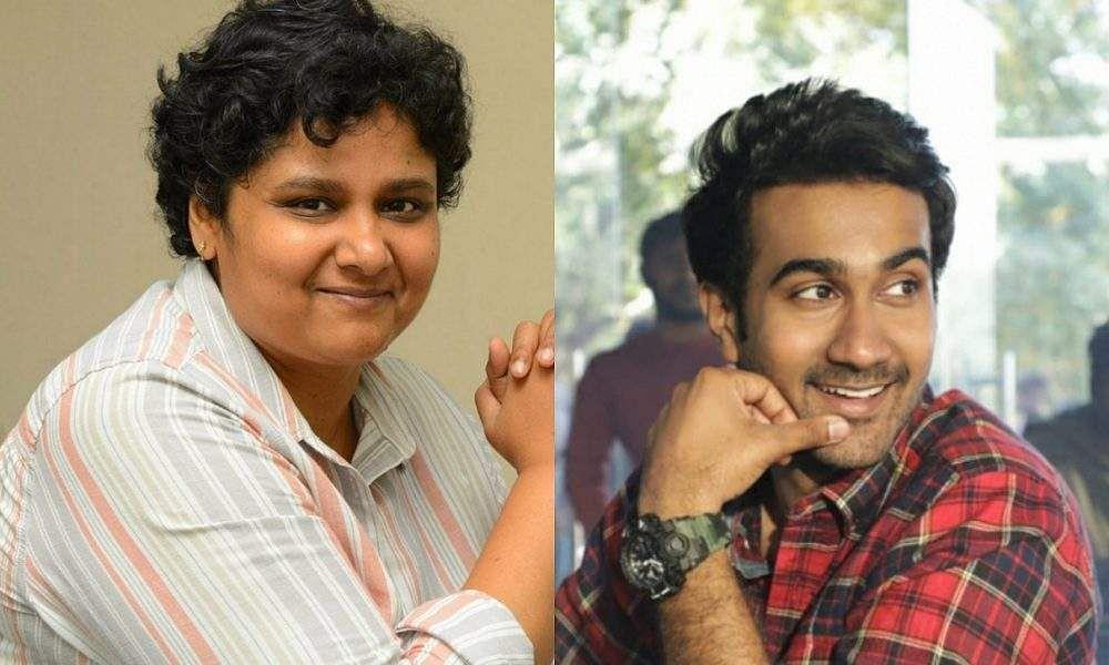Nandini Reddy to direct Santosh Sobhan?