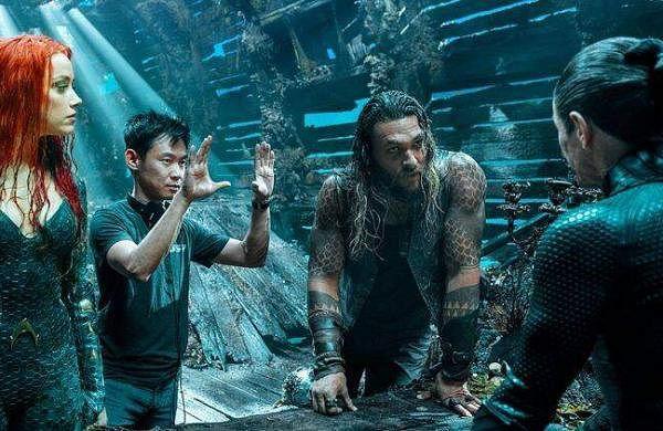 Aquaman sequel titled Aquaman and the Lost Kingdom