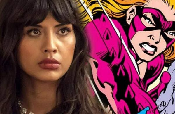 Jameela Jamil cast as Titania in Marvel's She-Hulk