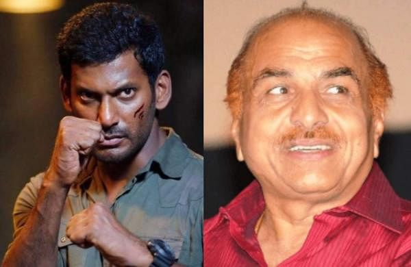 ProducerRB Choudharyclarifieshis stand on issue with Vishal