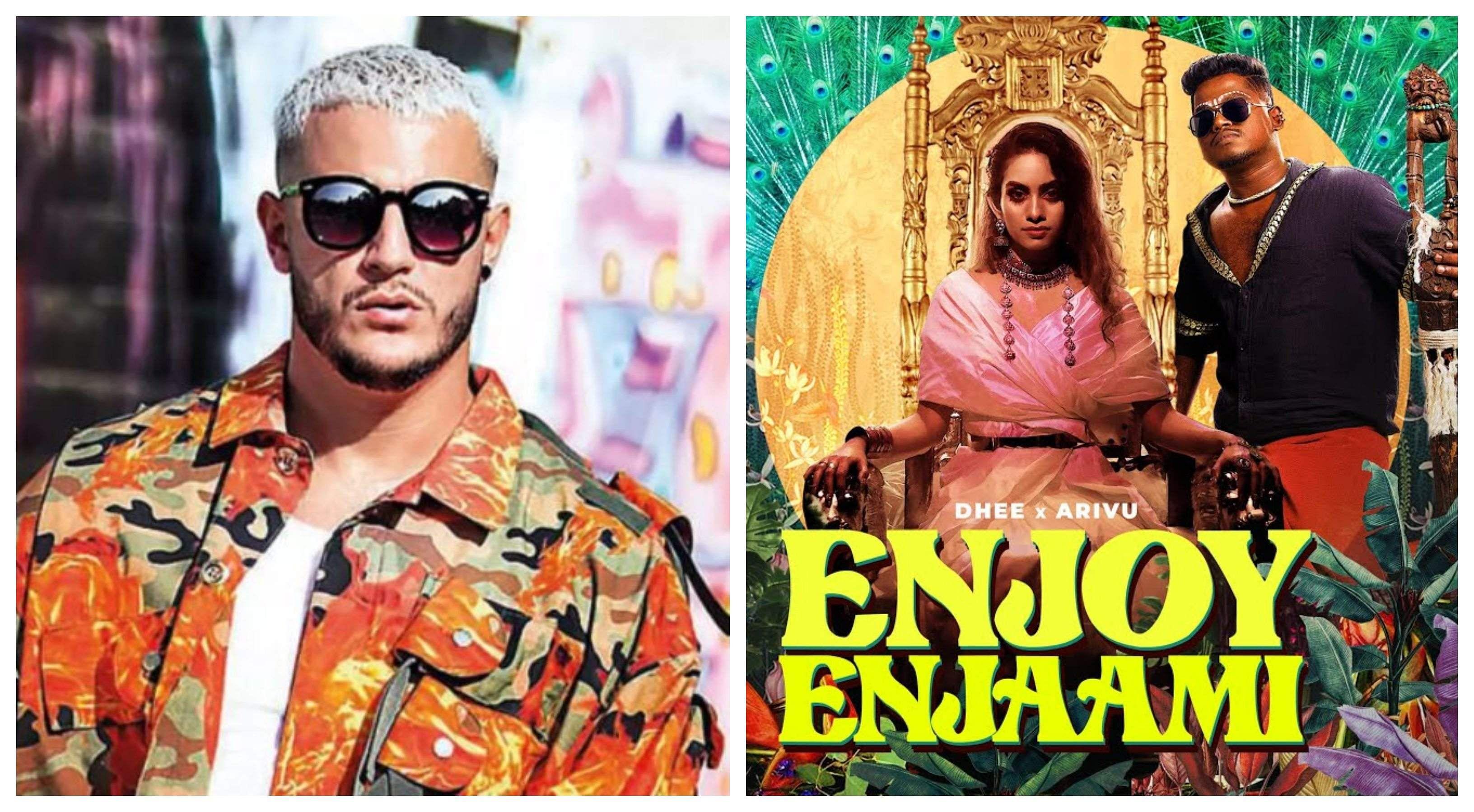 DJ Snake recreates Enjoy Enjaami