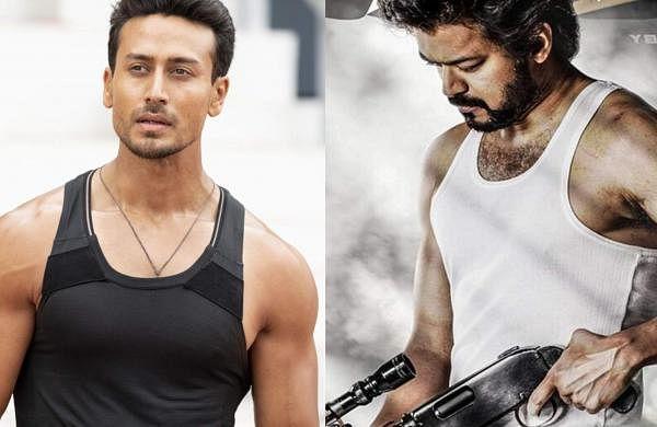 Malavika Mohanan: Vijay called Tiger Shroff 'Thalaivaa'
