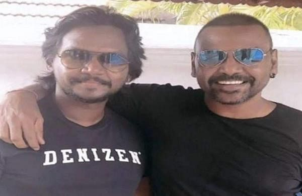 Raghava Lawrence's brother Elviin to make his acting debut alongside Rajkiran