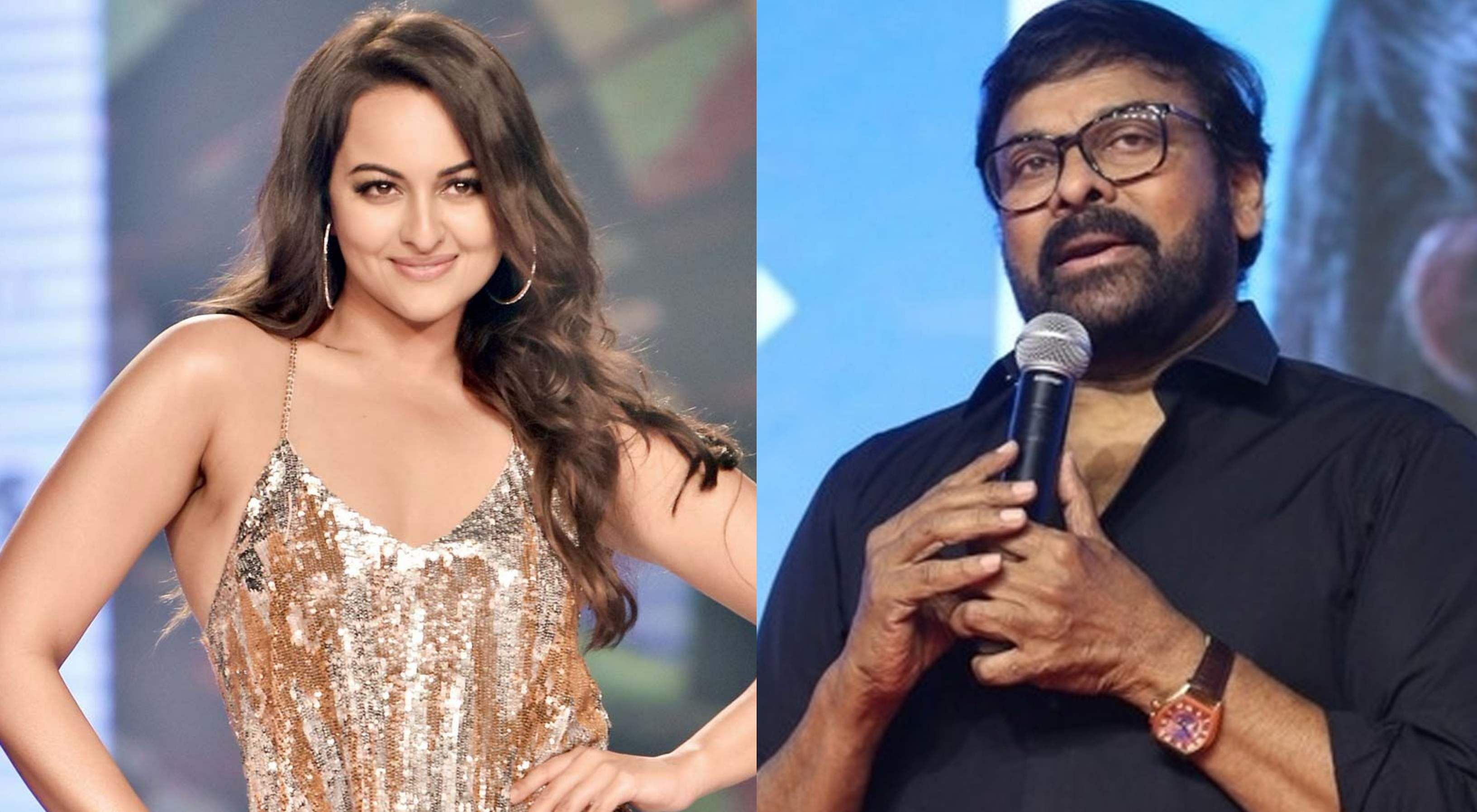 Sonakshi Sinha to debut in Telugu opposite Chiranjeevi?- Cinema express