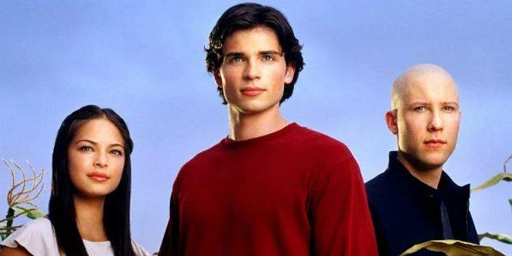 Smallville animated Series in the works