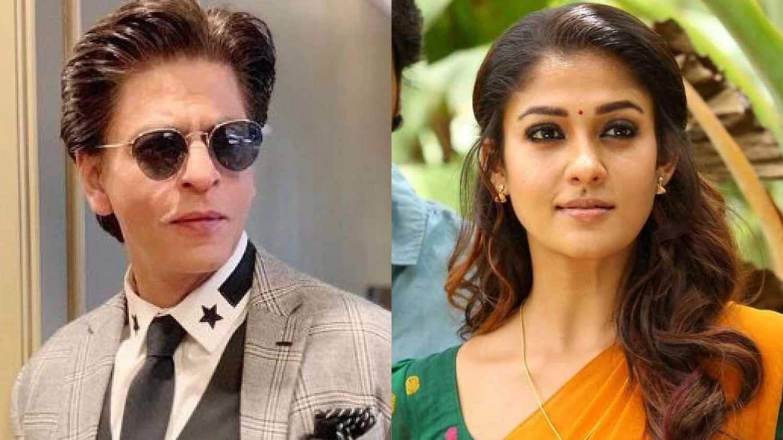 Nayanthara to star opposite Shah Rukh Khan in Atlee's next?