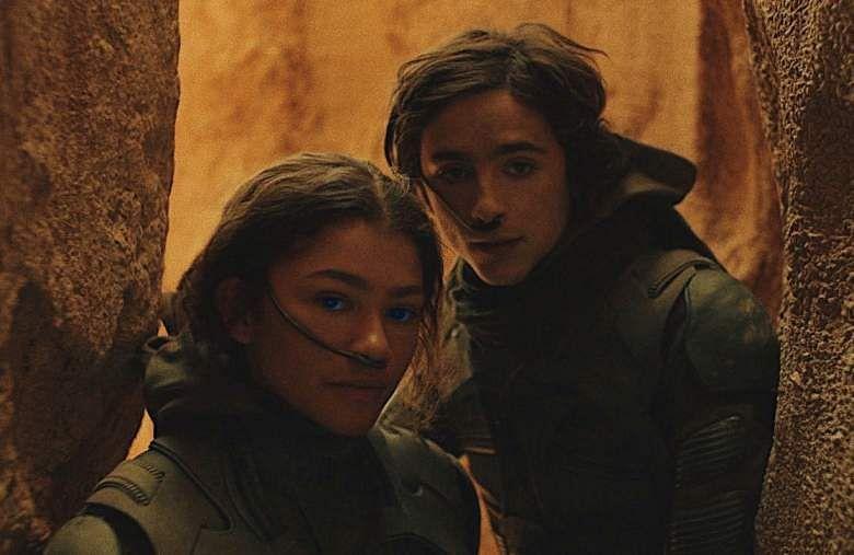 Dune release delayed