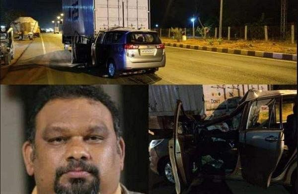 Film critic-actor Kathi Mahesh meets with an accident, admitted in ICU