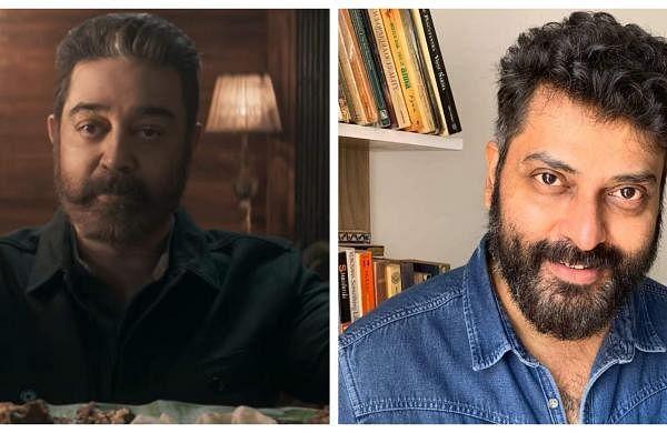 Narain in Kamal Haasan's Vikram