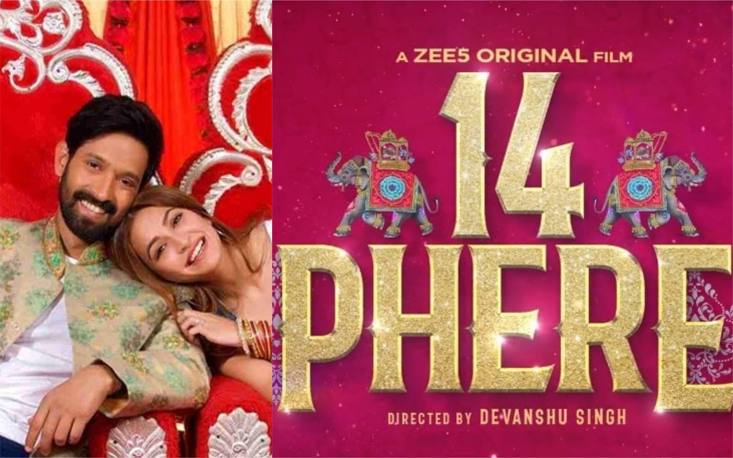 14 Phere, starring Vikrant Massey and Kriti Kharbanda, to premiere in July  on ZEE5- Cinema express