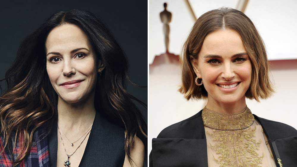 Mary-Louise Parker joins Natalie Portman's The Days of Abandonment