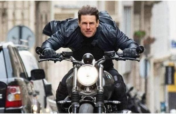 COVID-19 halts shooting of Mission Impossible 7
