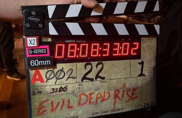 Evil Dead Rise goes on floors