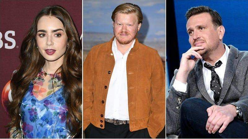 Jason Segel, Lily Collins and Jesse Plemons to star in Netflix's Windfall