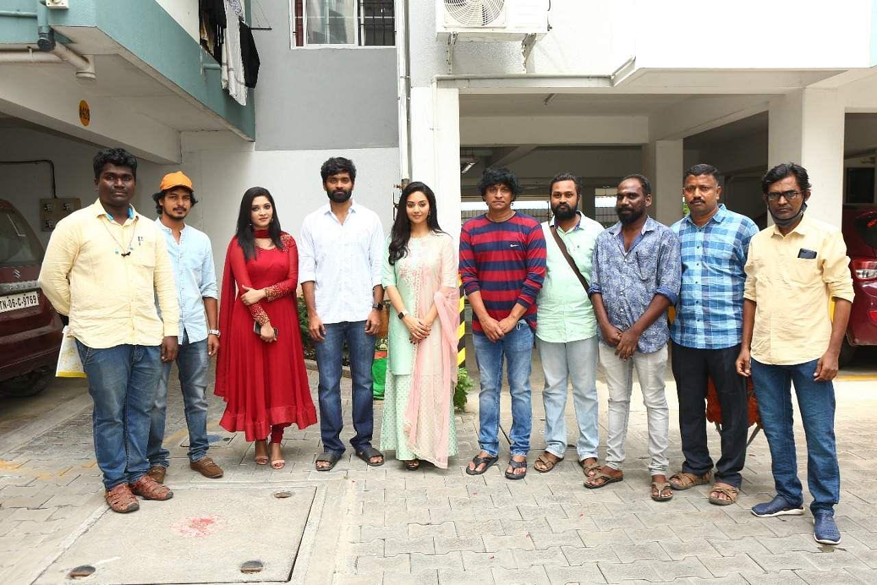 8 Thottakal Vetri's next goes on floors