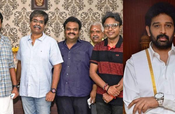 JD Chakravarthy to play the villain in Sasikumar's next