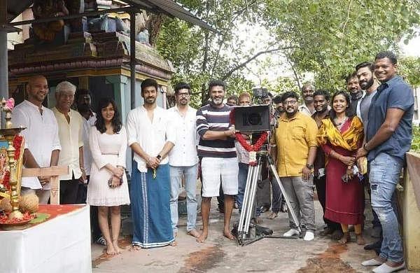 Prabhudheva, Santhosh Jayakumar team up for a thriller