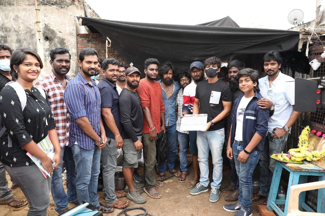 Uriyadi Vijay Kumar's next film launched