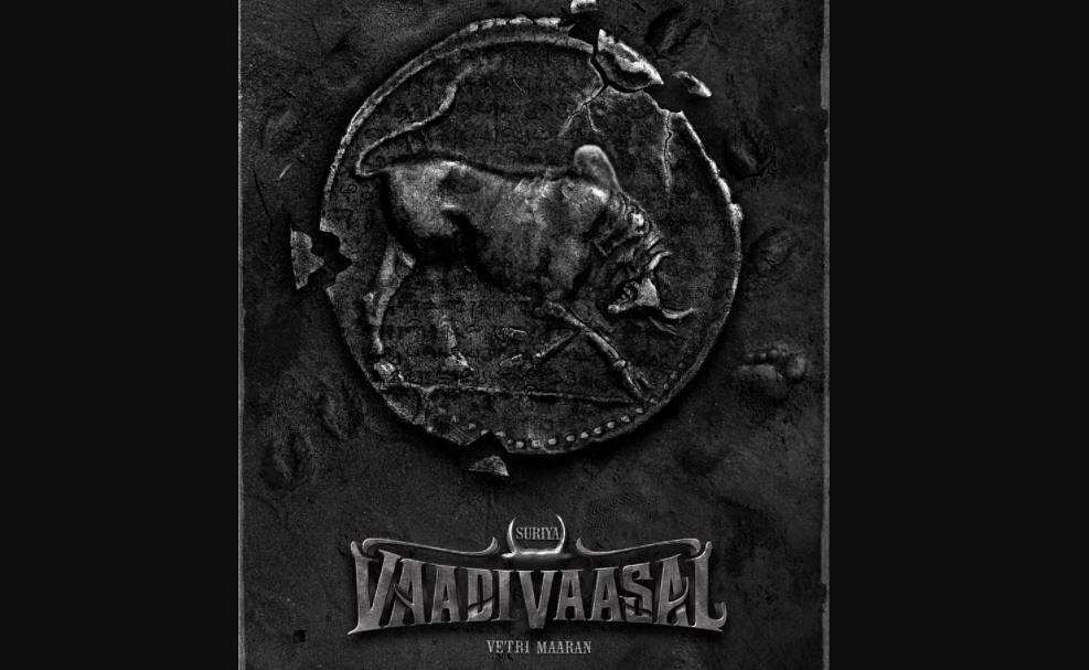 Vaadivaasal title look to be revealed today