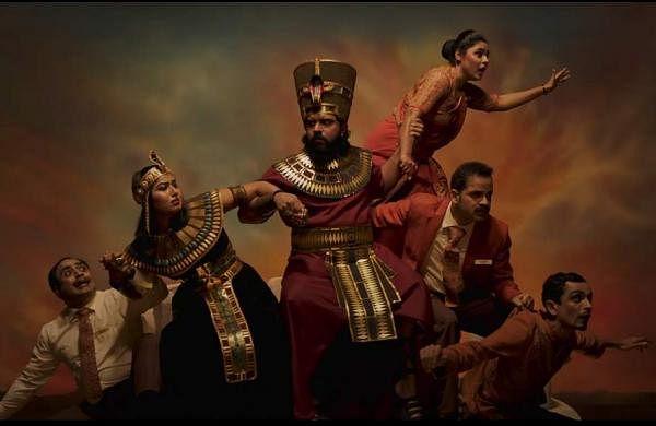 Teaser of Nivin Pauly's Kanakam Kamini Kalaham out