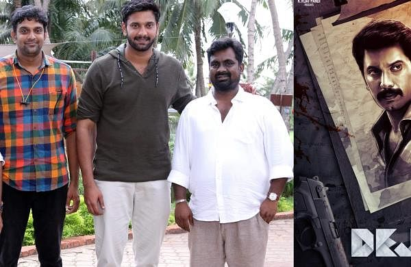 Arulnithi to play an investigating officer in Dejavu