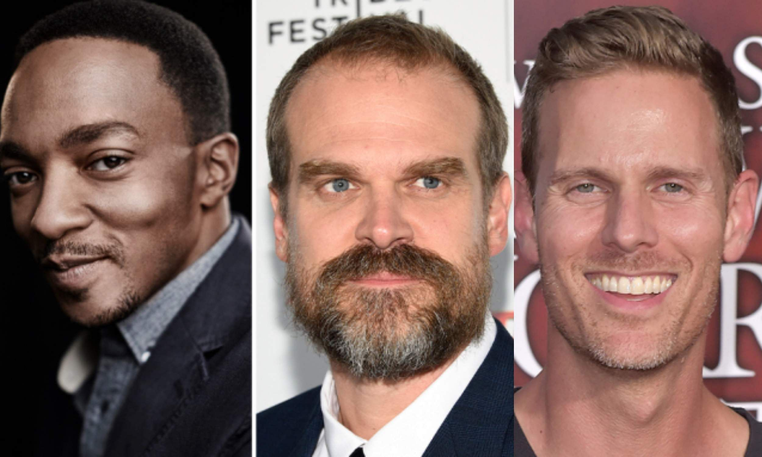 Anthony Mackie, David Harbour to star in Christopher Landon's Netflix film We  Have A Ghost- Cinema express