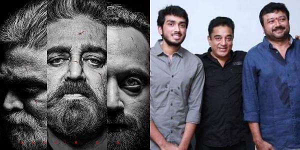 Kalidas onboard Kamal Haasan's Vikram?