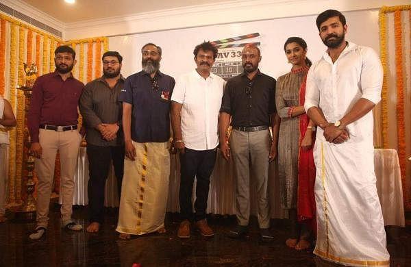 Arun Vijay-Hari film resumes shooting