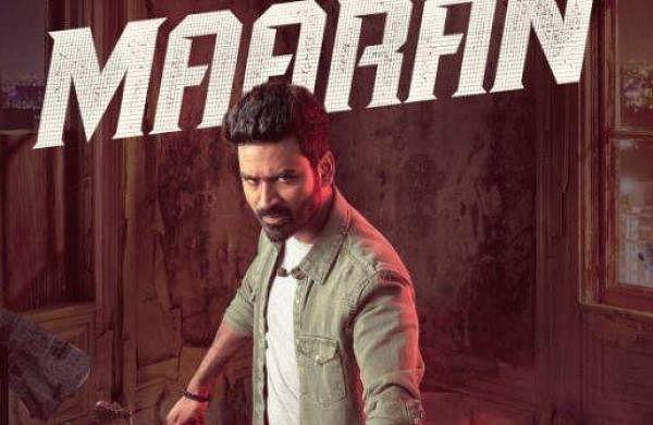 Dhanush-Karthick Naren's D43 titled Maaran, first look out