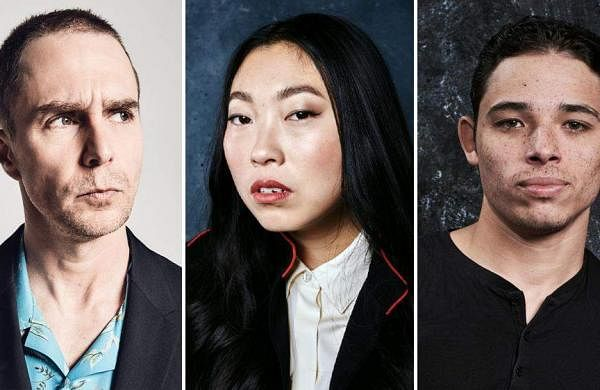Sam Rockwell, Awkwafina and Anthony Ramos join the voice cast of The Bad Guys
