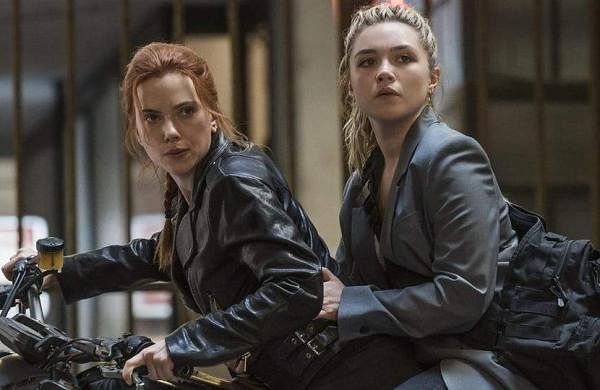 Scarlett Johansson sues Disney over Black Widow's release