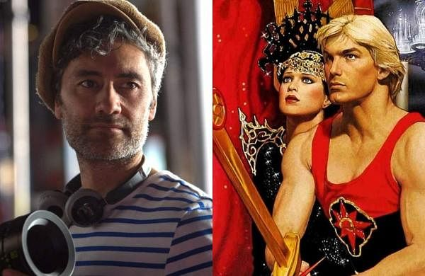 Taika Waititi to make Flash Gordon movie as a live-action feature instead of animation
