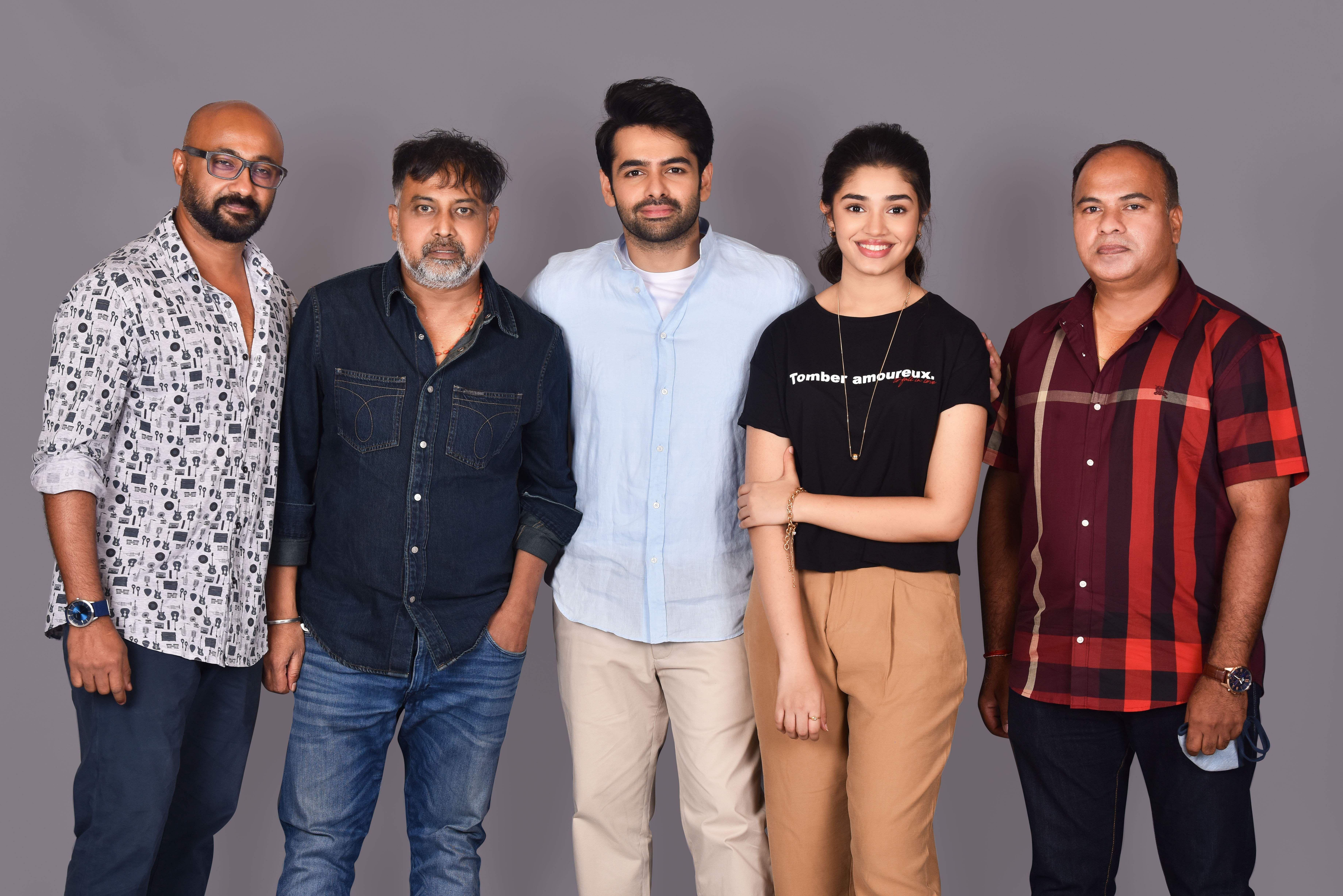 Ram Pothineni - Lingusamy film to go on floors from Monday