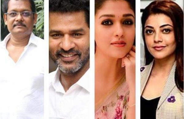 Abishek films announces multiple new projects with Prabhudheva, Kajal Aggarwal and Nayanthara